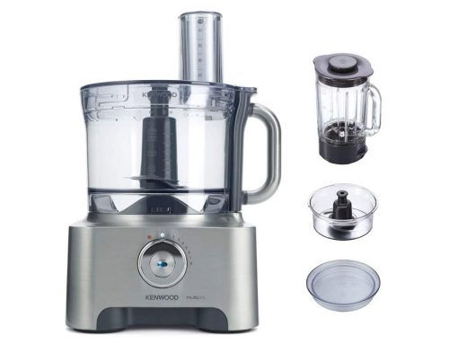 Kenwood MultiPro FPM810 Food Processor Review