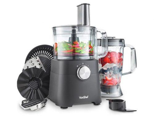 VonShef 750W Food Processor Review