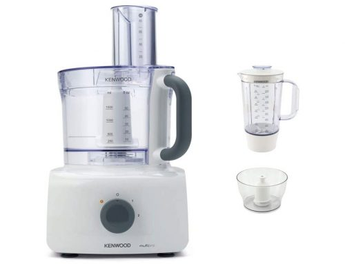 Kenwood MultiPro FDP643WH Food Processor Review