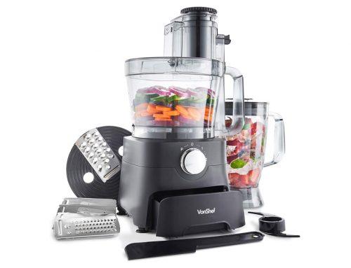 VonShef 1000W Food Processor Review
